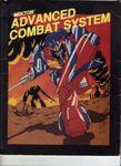 RPG Item: Mekton Advanced Combat System