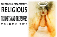 RPG Item: Religious Trinkets and Treasures Volume Two