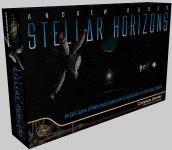 Board Game: Stellar Horizons