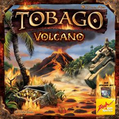Tobago: Volcano Cover Artwork