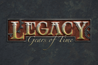 Board Game: Legacy: Gears of Time