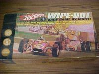 Board Game: Hot Wheels Wipe Out