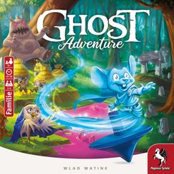 Ghost Adventure Cover Artwork