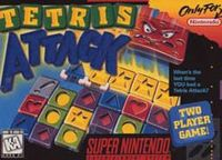 Video Game: Tetris Attack
