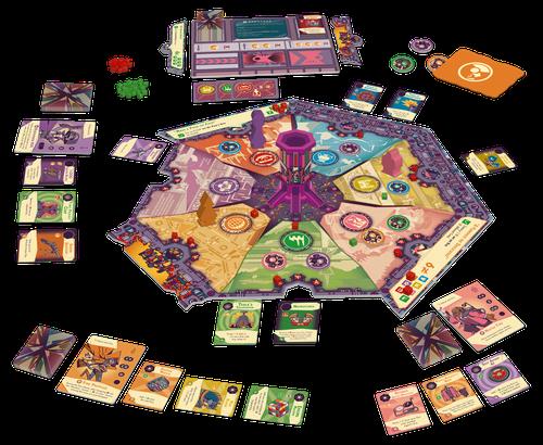 Board Game: The LOOP