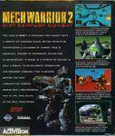 Video Game: MechWarrior 2: 31st Century Combat