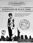 RPG Item: Bloodlines & Black Magic Episode 3: The 58th Seal