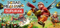 Video Game: Scrap Mechanic