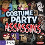 Board Game: Costume Party Assassins