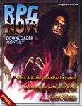 Issue: RPGNow Downloader Monthly (Issue 8 - Aug 2003)