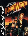 RPG Item: Hardwired: The Sourcebook