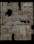 RPG Item: Save vs. Cave: Labyrinthine Dungeons 1