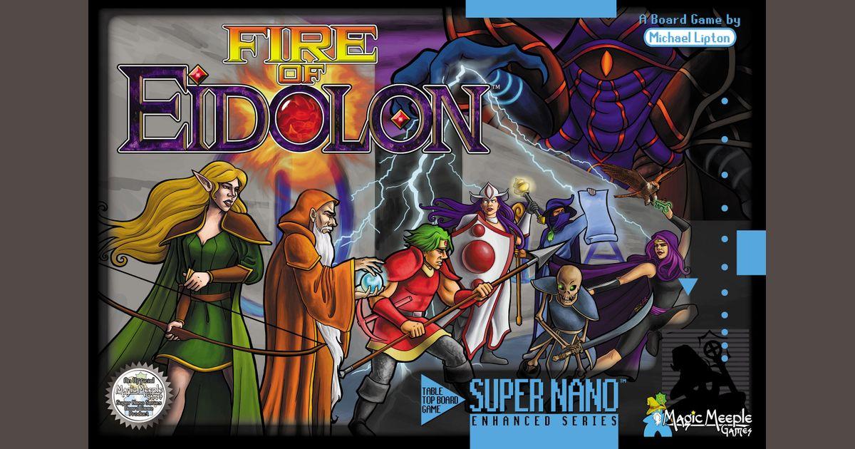 Fire Of Eidolon Board Game Boardgamegeek