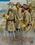 Board Game: Lee's Invincibles: Gettysburg Campaign of 1863