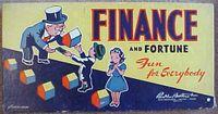 Board Game: Finance