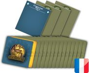 Board Game Accessory: The 7th Continent: Upgrade Pack