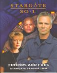 RPG Item: Friends and Foes: Stargate Season Two