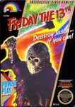 Video Game: Friday the 13th (1989/NES)