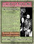RPG Item: Classes of Kor'Onus: The Revised Bard