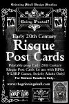RPG Item: LARP LAB - Going Postal: Early 20th Century Risque Post Cards