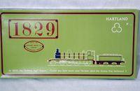 Board Game: 1829 Northern Board