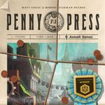 Board Game: Penny Press