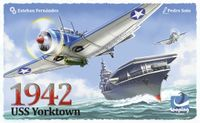 Board Game: 1942 USS Yorktown