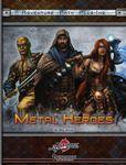 RPG Item: Metal Heroes