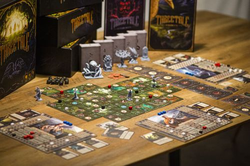 Board Game: ThreeTale