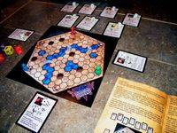 Board Game: Eternal Contest