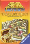 Board Game: Labyrinth Treasure Hunt