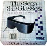Video Game Hardware: SegaScope 3-D Glasses