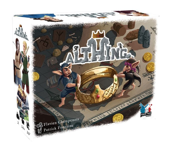 ALTHING - The cards game