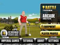Video Game: Golf Battle 3D