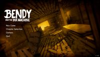 Video Game: Bendy and the Ink Machine - Chapter One: Moving Pictures