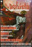 Issue: Mephisto (Issue 16 - Nov/Dec 2001)