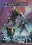 RPG Item: Alien Archive 4 Pawn Collection