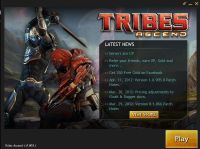Video Game: Tribes: Ascend