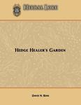 RPG Item: Herbal Lore: Hedge Healer's Garden (System Neutral)