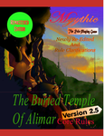 RPG Item: Myythic the Roleplaying Game: The Buried Temple of Alimar Version 2.5