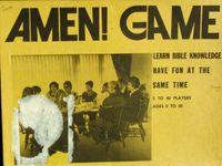 Board Game: Amen! Game