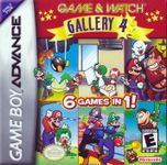 Video Game: Game & Watch Gallery 4