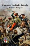 Board Game: Charge of the Light Brigade: A Solitaire Wargame
