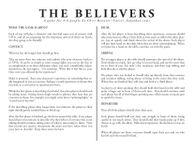 RPG Item: The Believers