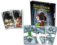 Board Game: Saboteur Gold