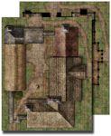 RPG Item: Gamemastery Flip-Mat: Country Inn