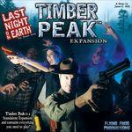 Board Game: Last Night on Earth: Timber Peak
