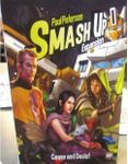 Board Game: Smash Up: Cease and Desist