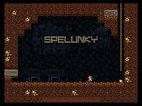 Video Game: Spelunky