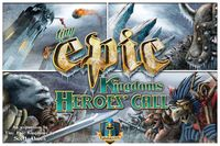Board Game: Tiny Epic Kingdoms: Heroes' Call